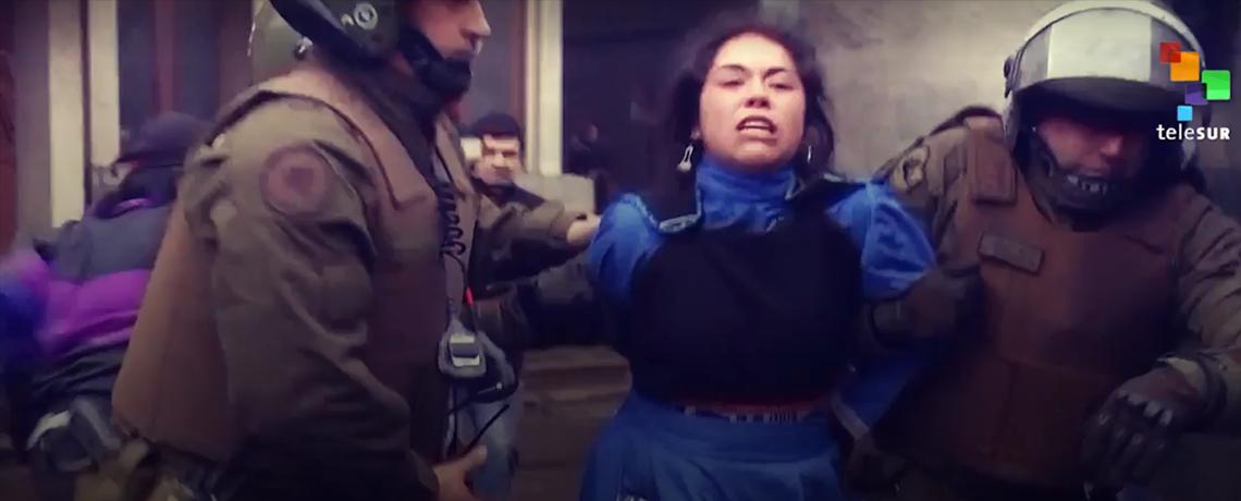 'Don't Let Them Die,' Asks Brother of Hunger Striking Mapuche Leader