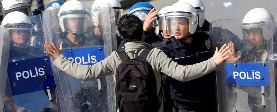 Turkey: 107 Journalists in Prison, 2,500 Others Left Unemployed Due To Closures